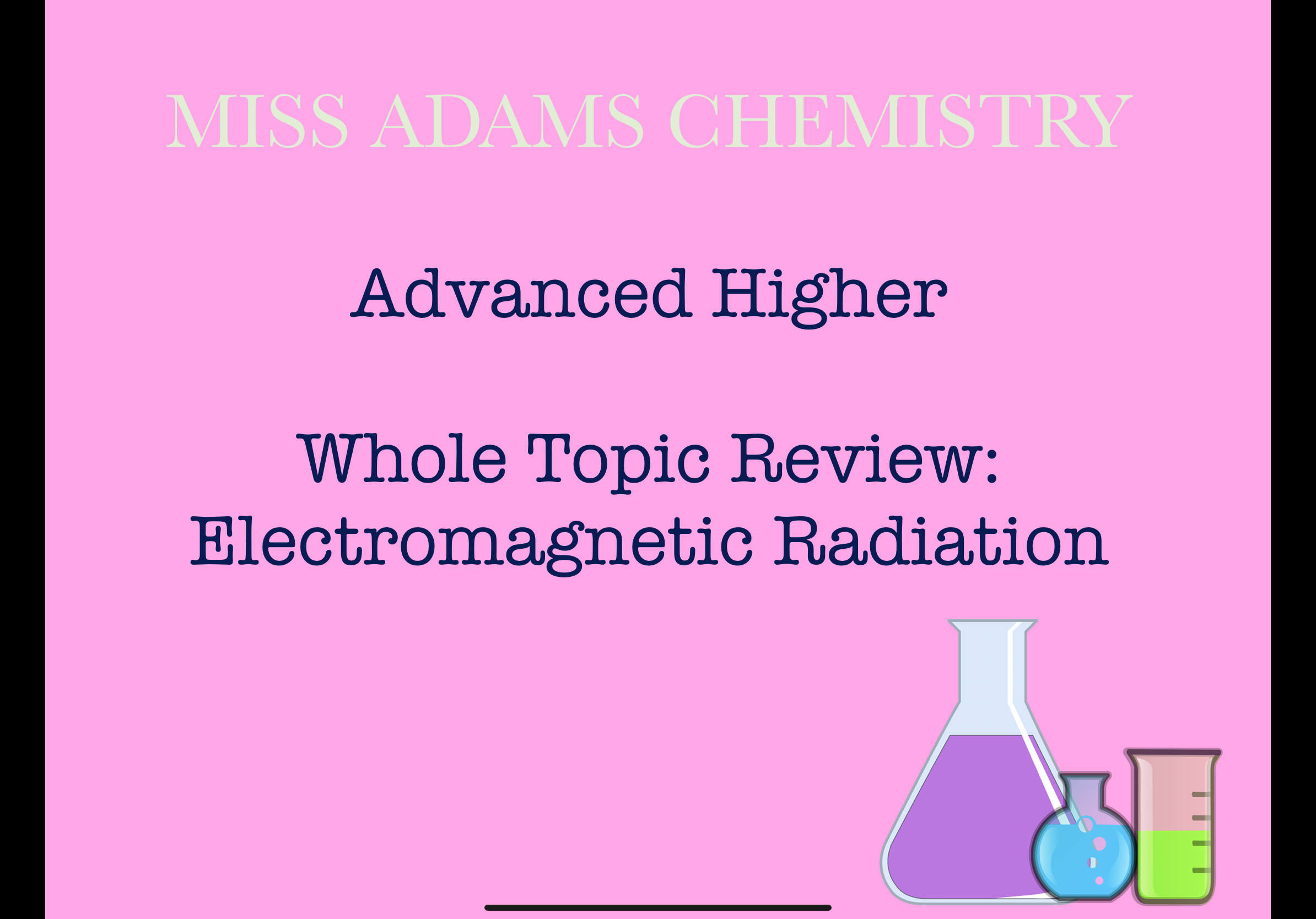 image from Electromagnetic Radiation Whole Topic Review